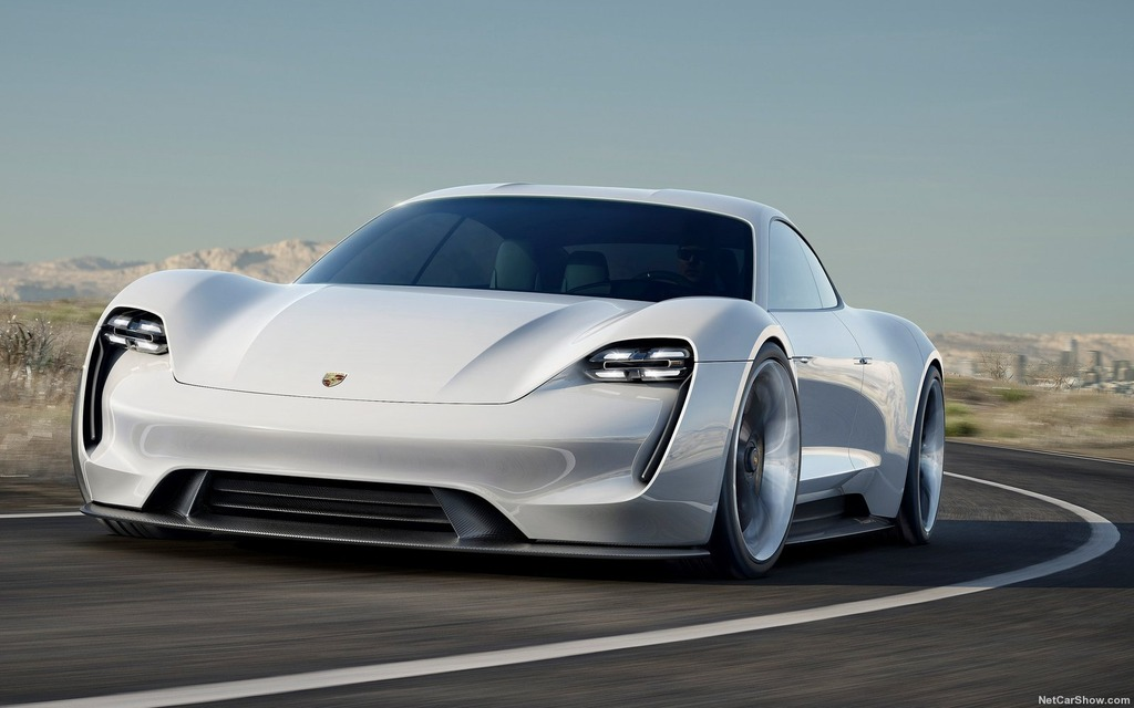 Porsche Taycan 2019 electric cars