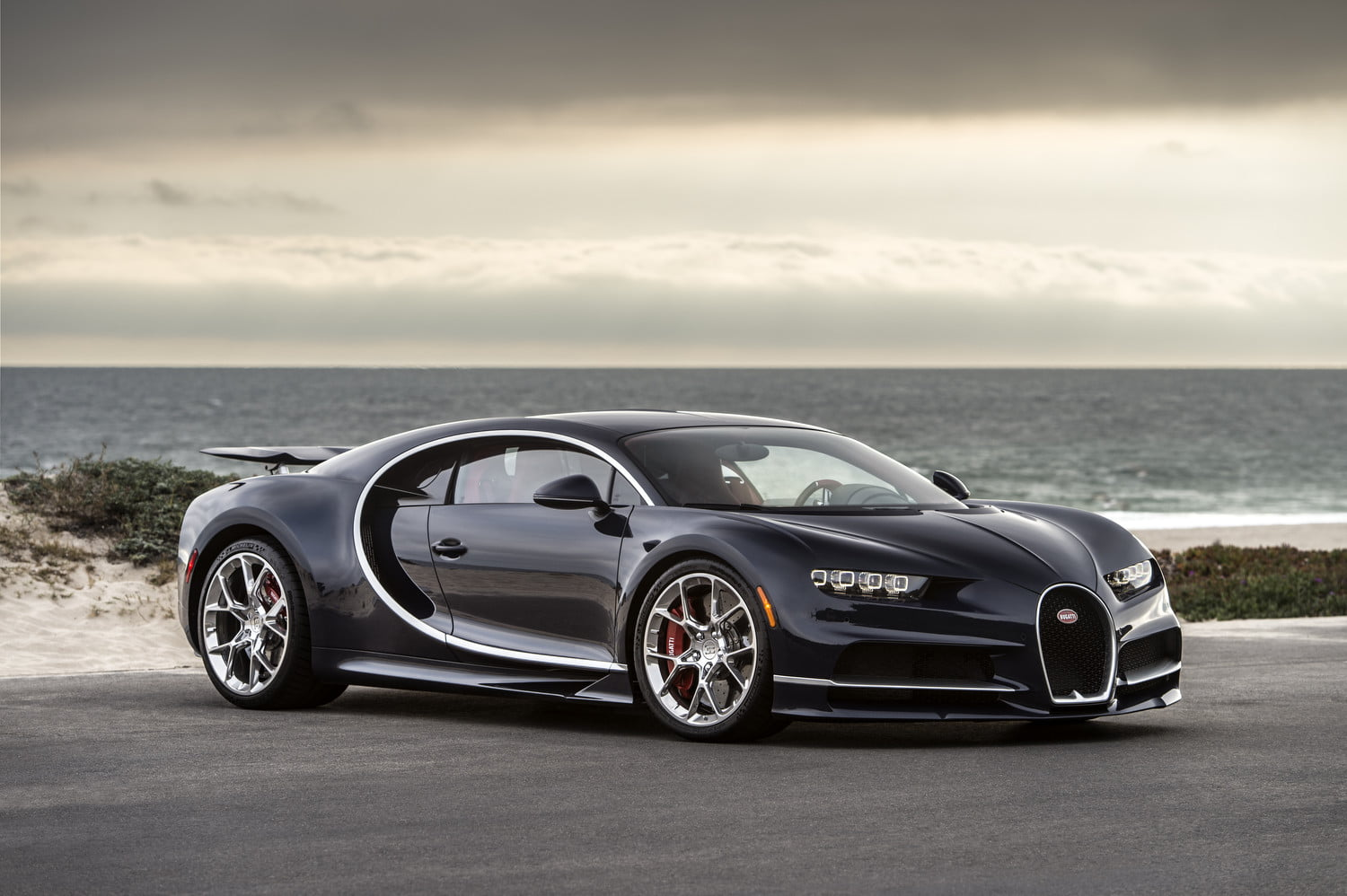 Fully Electric Bugatti Chiron By 2024 Motor Illustrated
