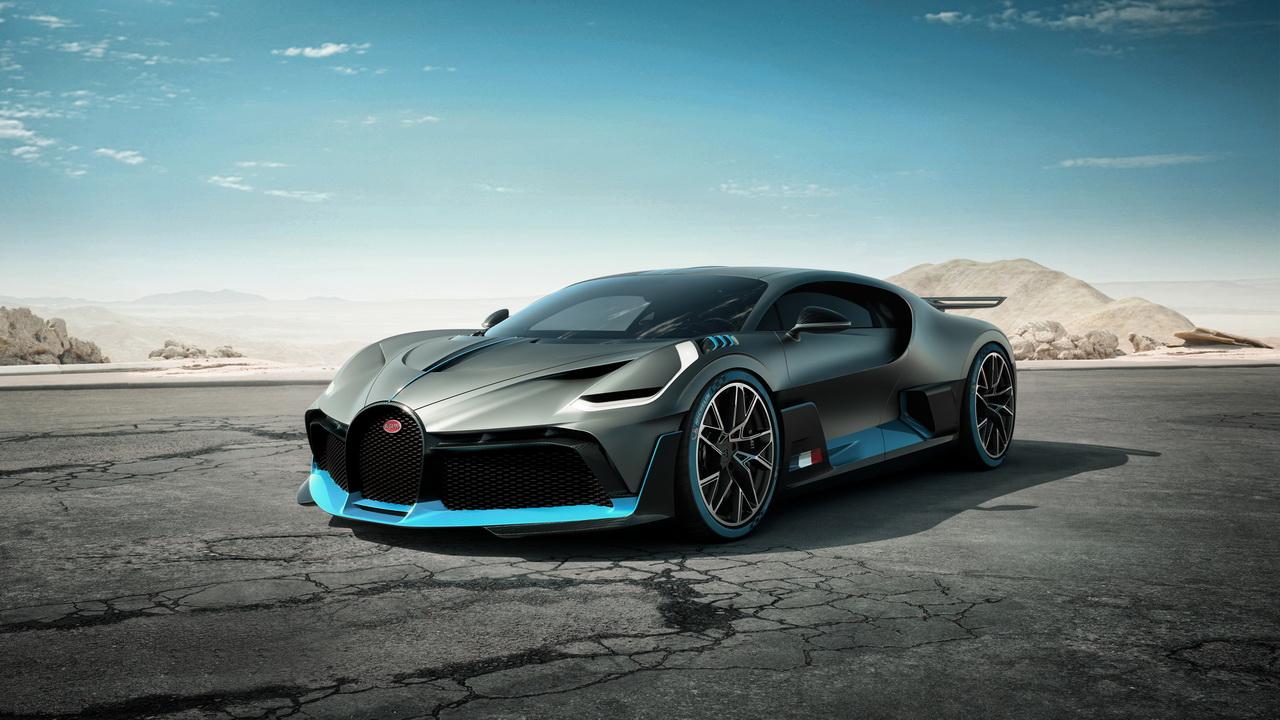 New Bugatti Divo