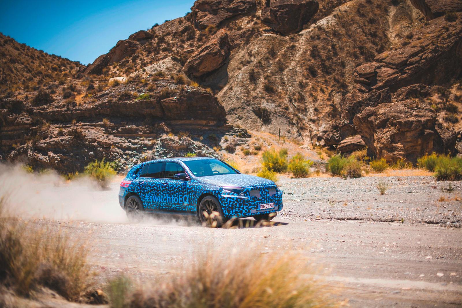 Mercedes-Benz EQC 2019 Electric Cars