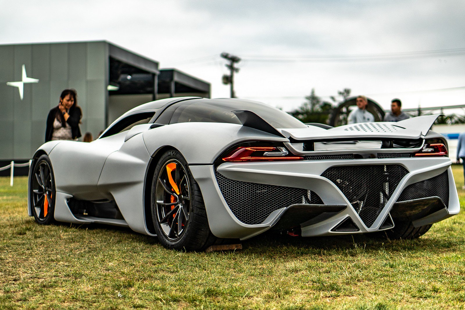 Shelby Supercars Is Back With The 1 750 Horsepower Tuatara