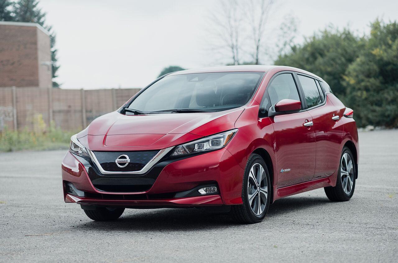 Best Electric Cars 2019 Nomination Nissan Leaf Motor Illustrated