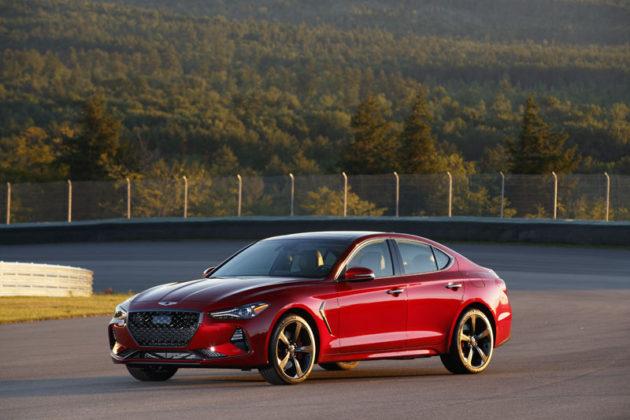 Best-selling cars in Canada 2018 - Genesis