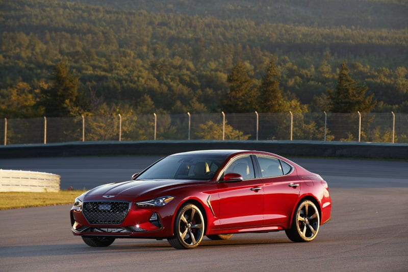 Best-selling cars in Canada 2018 - Genesis