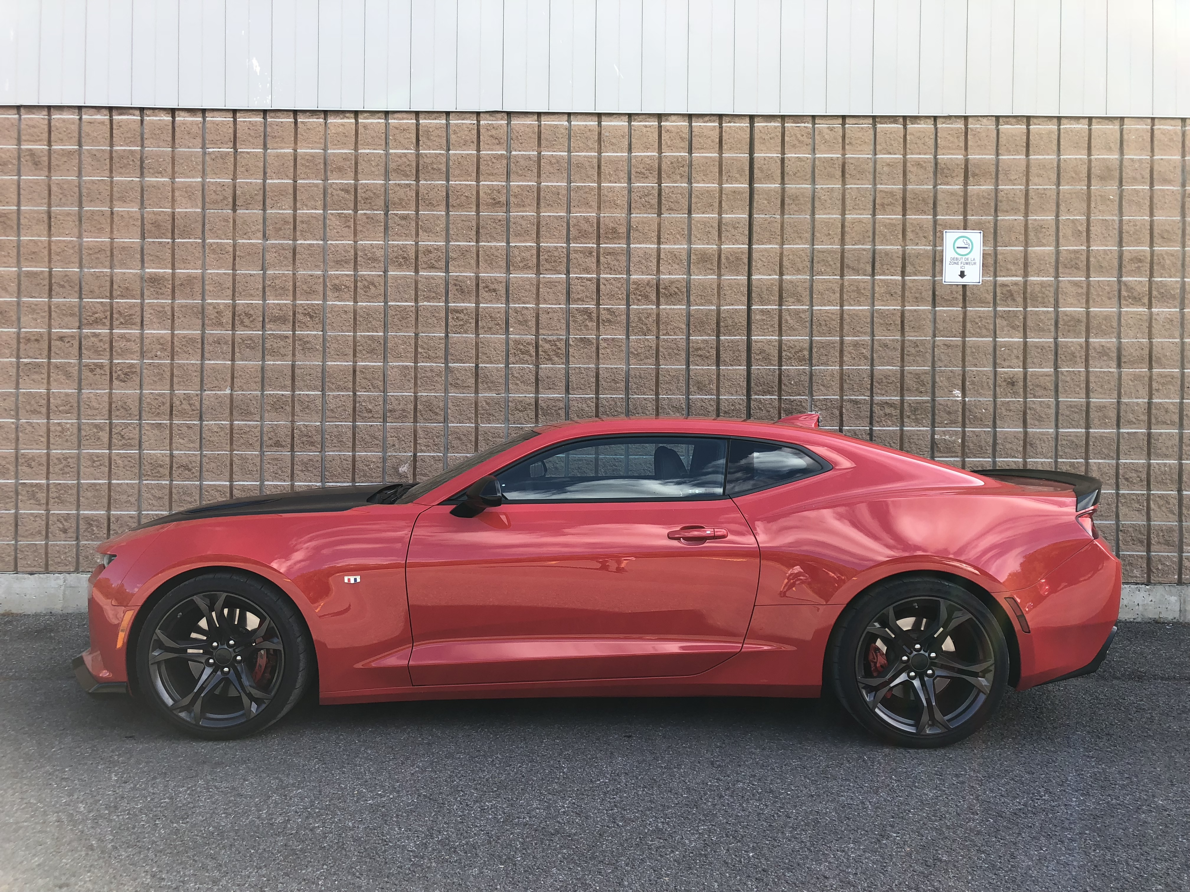 Should You Buy A 2018 Chevrolet Camaro Ss 1le Motor Illustrated