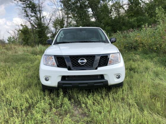 Current Nissan Frontier Exterior