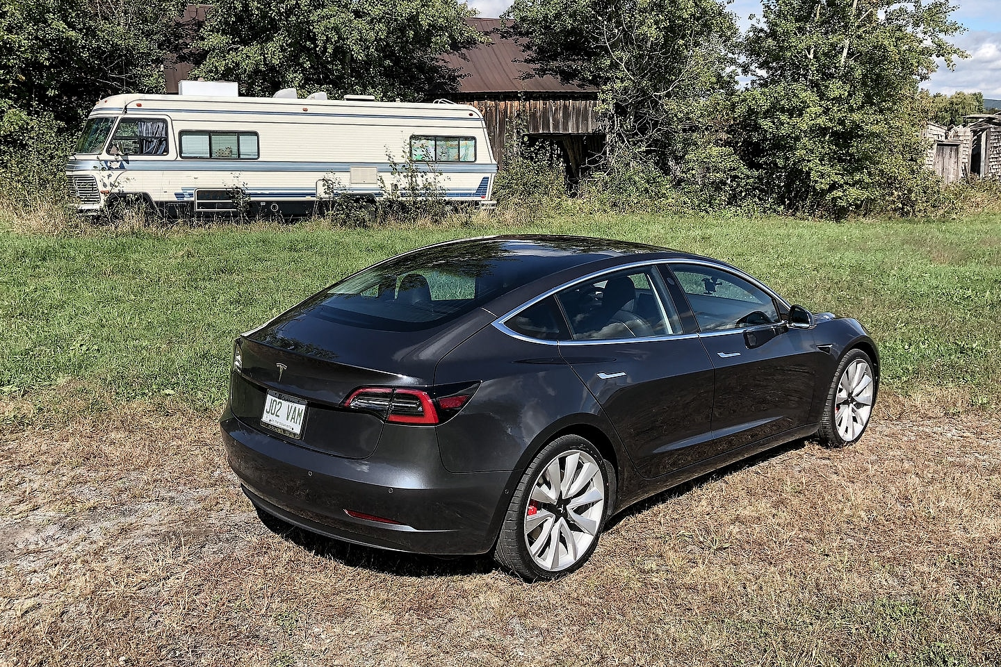 2018 Tesla Model 3 Performance First Review - Motor Illustrated