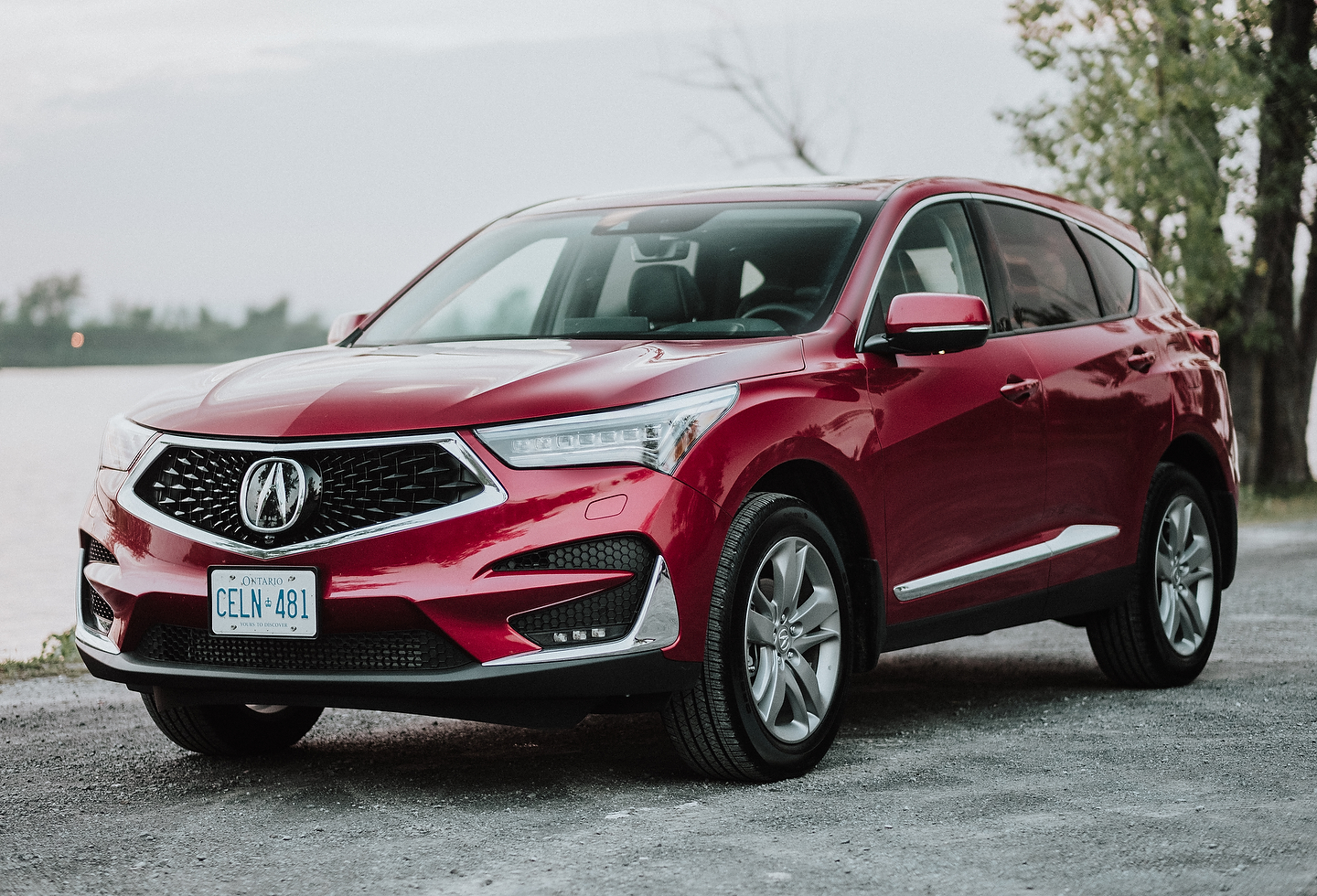2019 Acura RDX spec and info