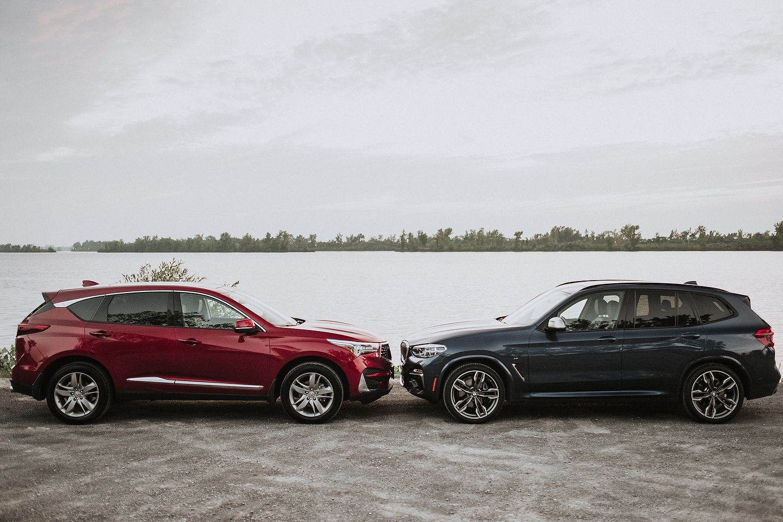 2019 Acura RDX vs 2019 BMW X3 15