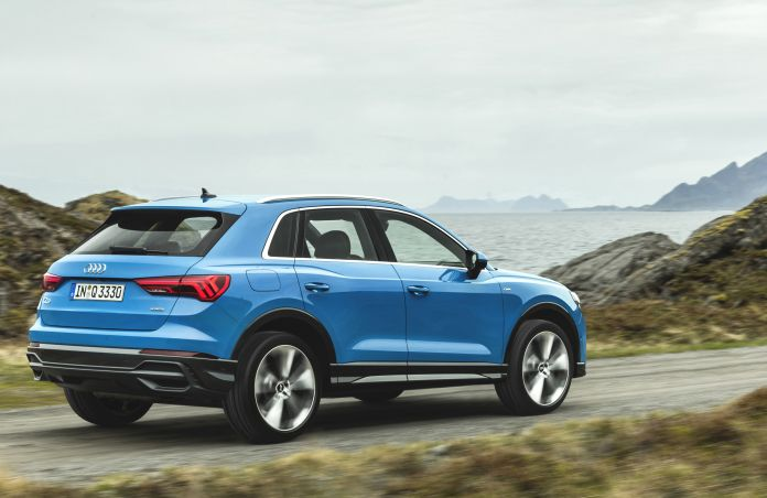 2019 audi q3 preview  motor illustrated