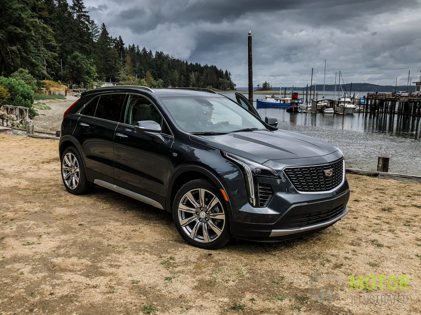 2019 cadillac xt4 first review