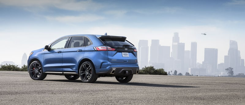 2019 Ford Edge ST Preview