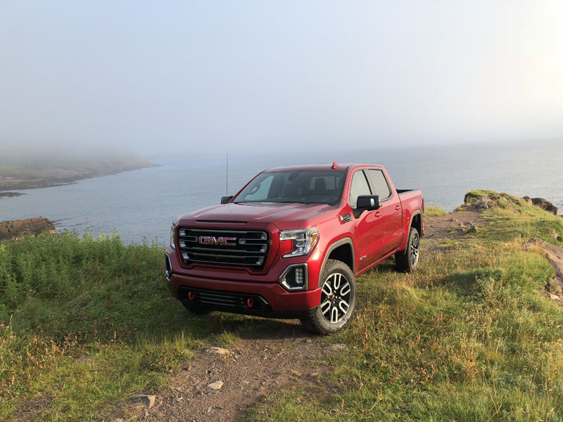 2019 GMC Sierra Review