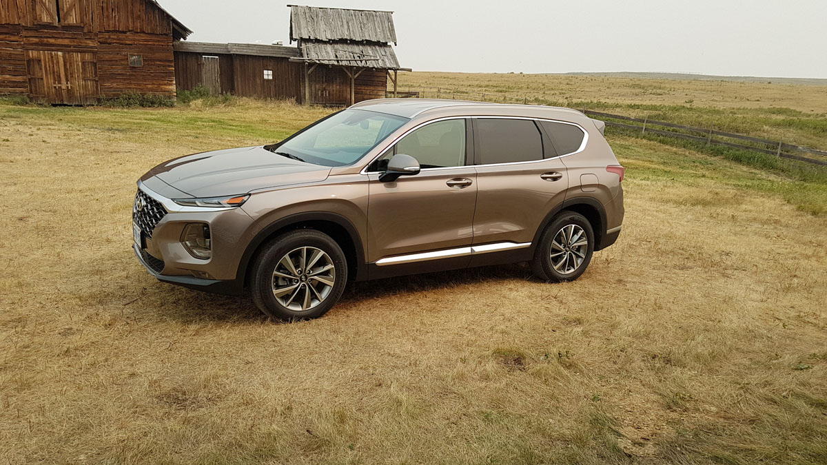 2019 Hyundai Santa Fe First Drive Review Motor Illustrated