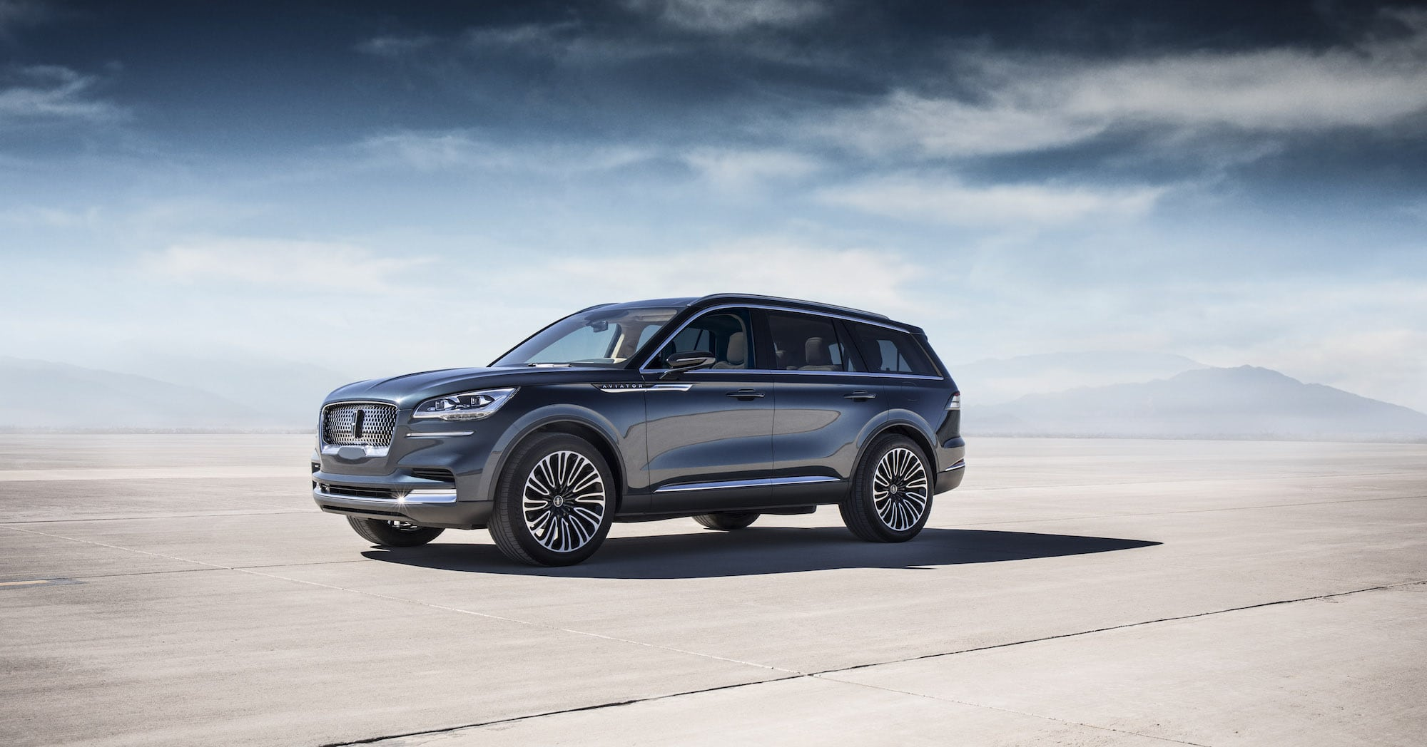 2019 Lincoln Aviator Preview Motor Illustrated