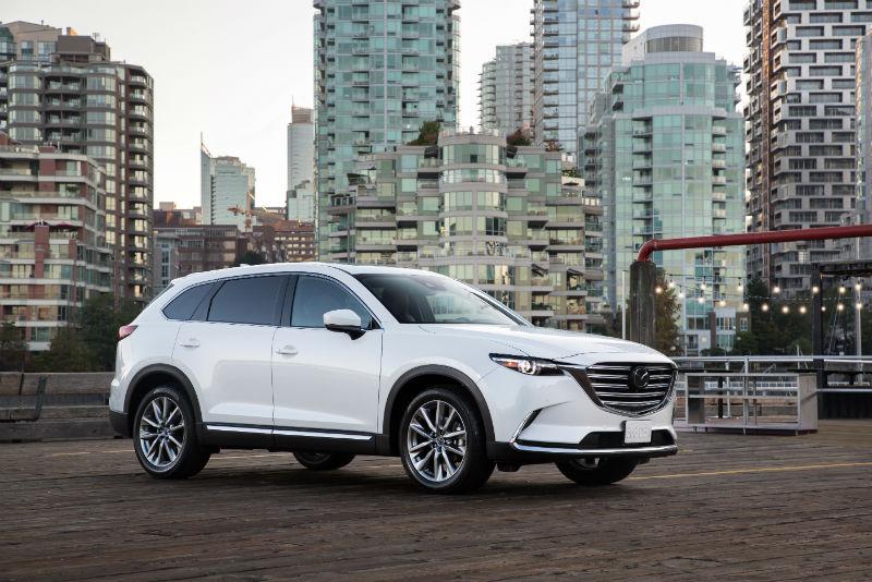 2019 Mazda CX-9 (1)