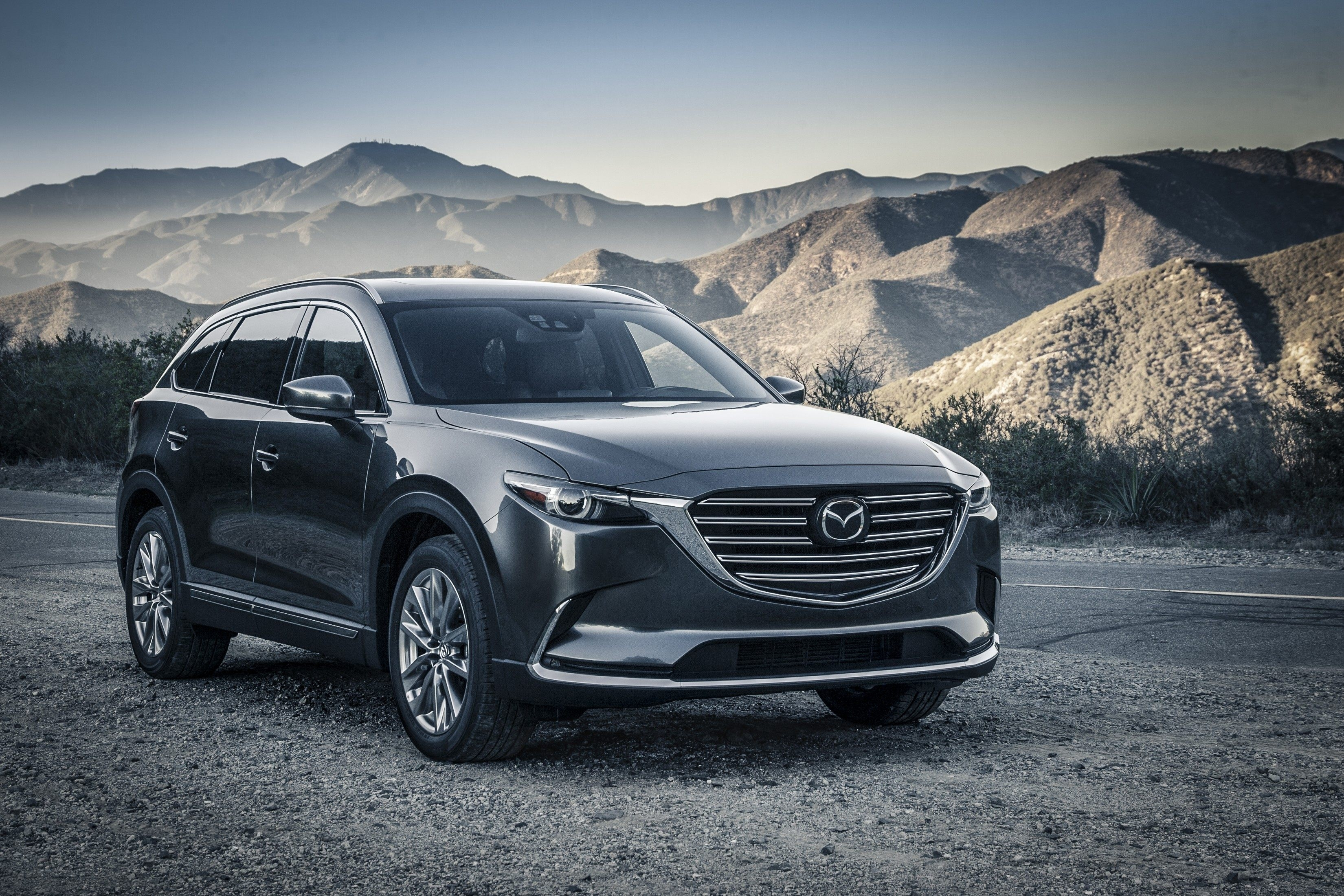 2020 Mazda Cx 9 Gets A Bunch Of Changes Motor Illustrated