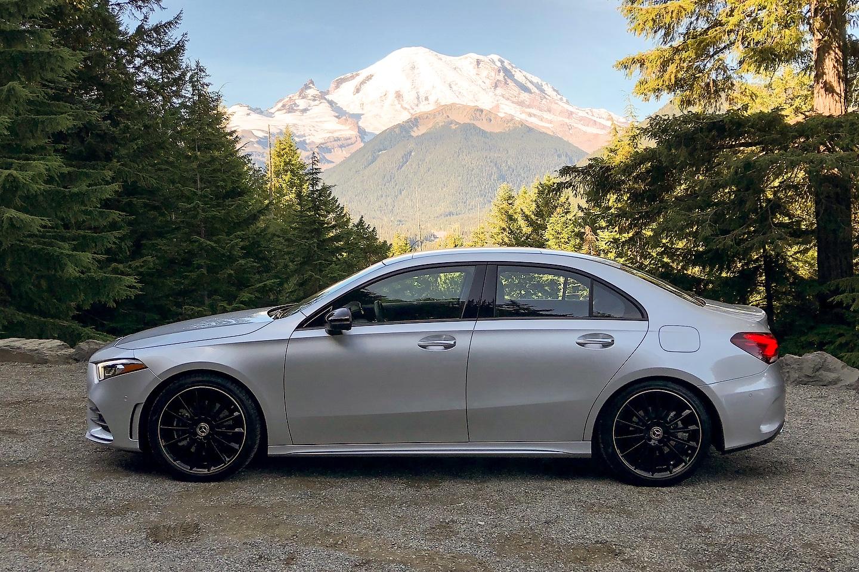 2019 Mercedes-Benz A-Class Sedan First Review - Motor ...