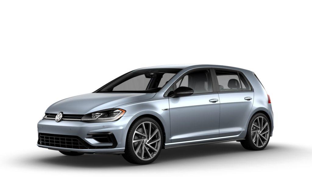 2019 Volkswagen Golf R Star Blue