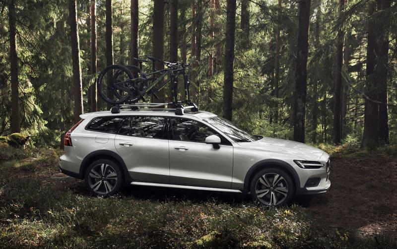 New Volvo V60 Cross Country