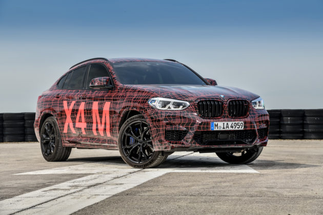 2020 BMW X3 M and BMW X4 M 6