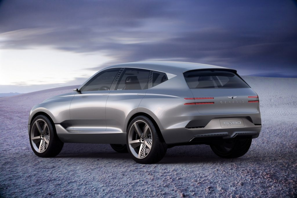 2020 Genesis SUV 4