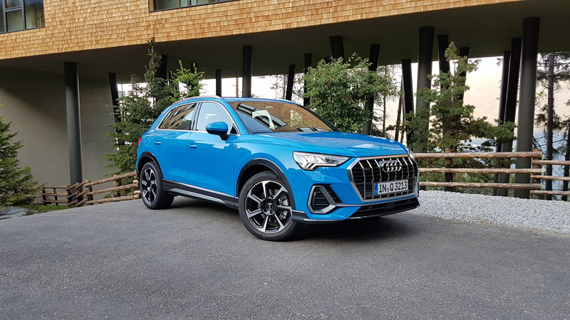 2019 audi q3 first review - motor illustrated