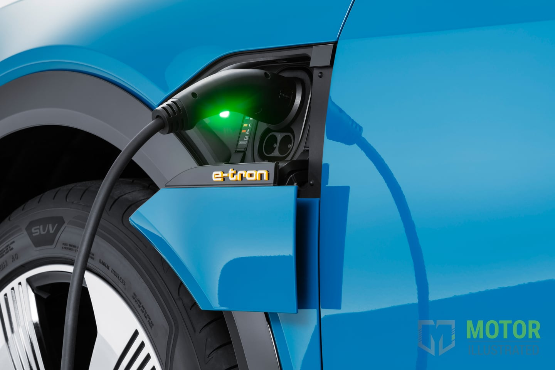 Audi e-tron Geneva Auto Show