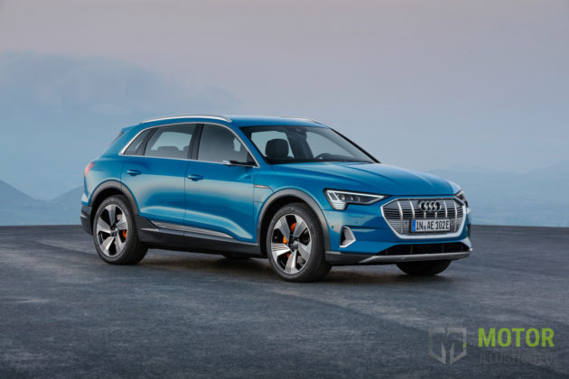 Audi e-tron 2019 Electric Cars