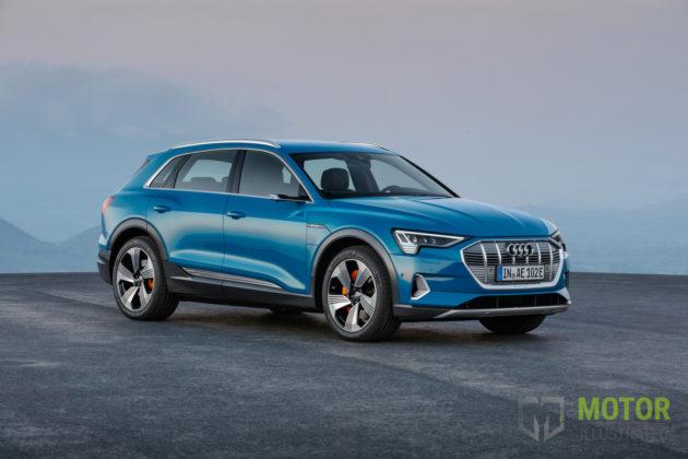 Audi e-tron 2019 Electric Cars