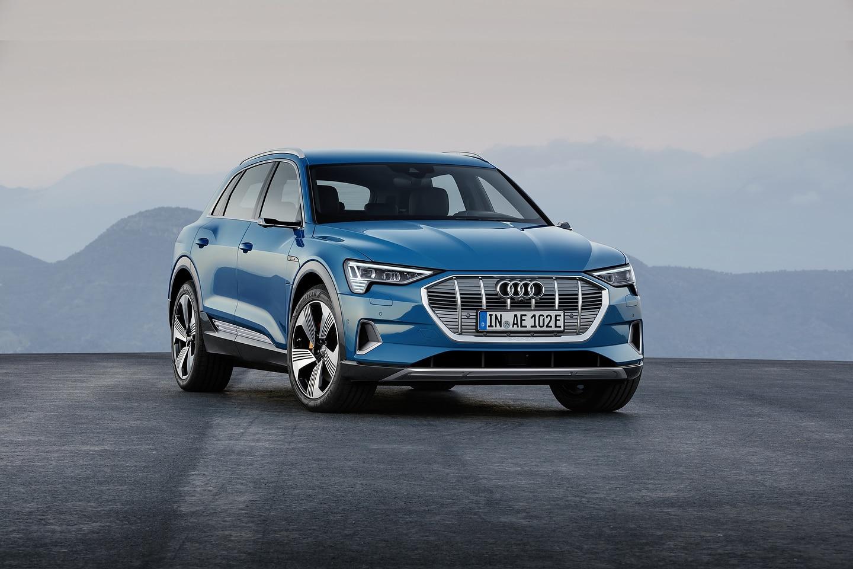 2019 Audi e-tron - Photo: Audi