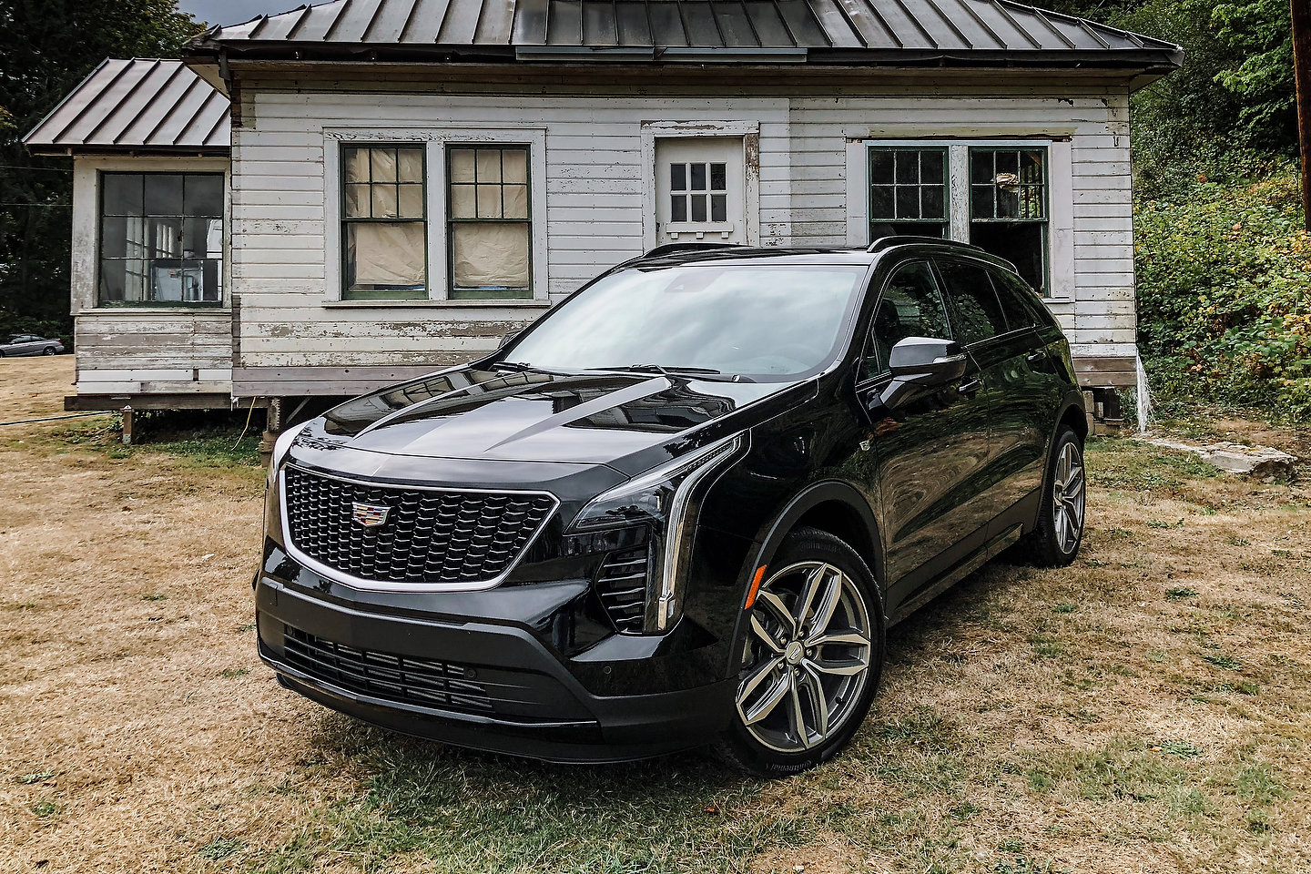 2019 Cadillac Xt4 First Review Motor Illustrated