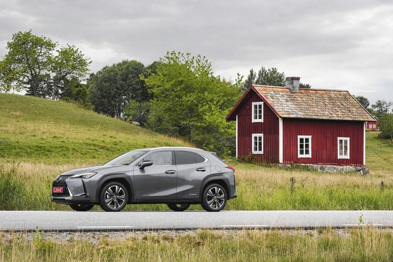 Best-selling cars in Canada 2018 - Lexus