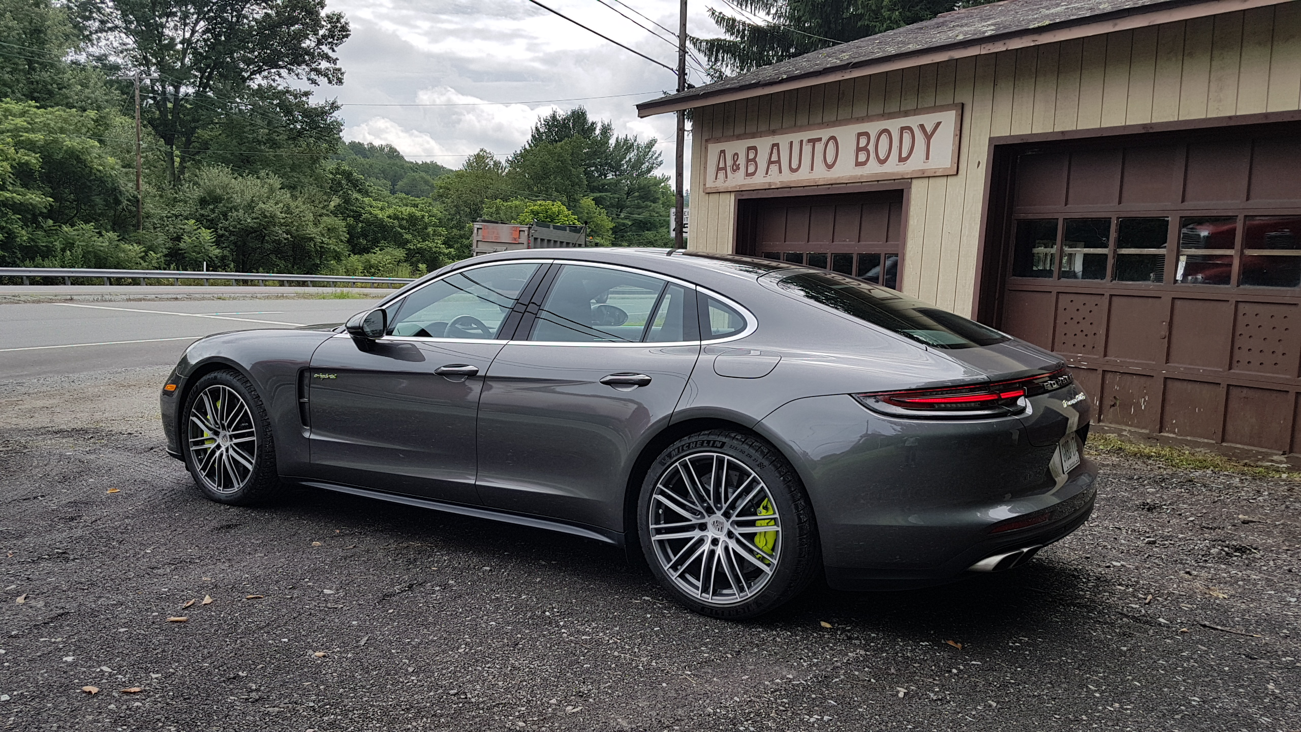 Porsche Panamera Turbo S E-Hybrid Review