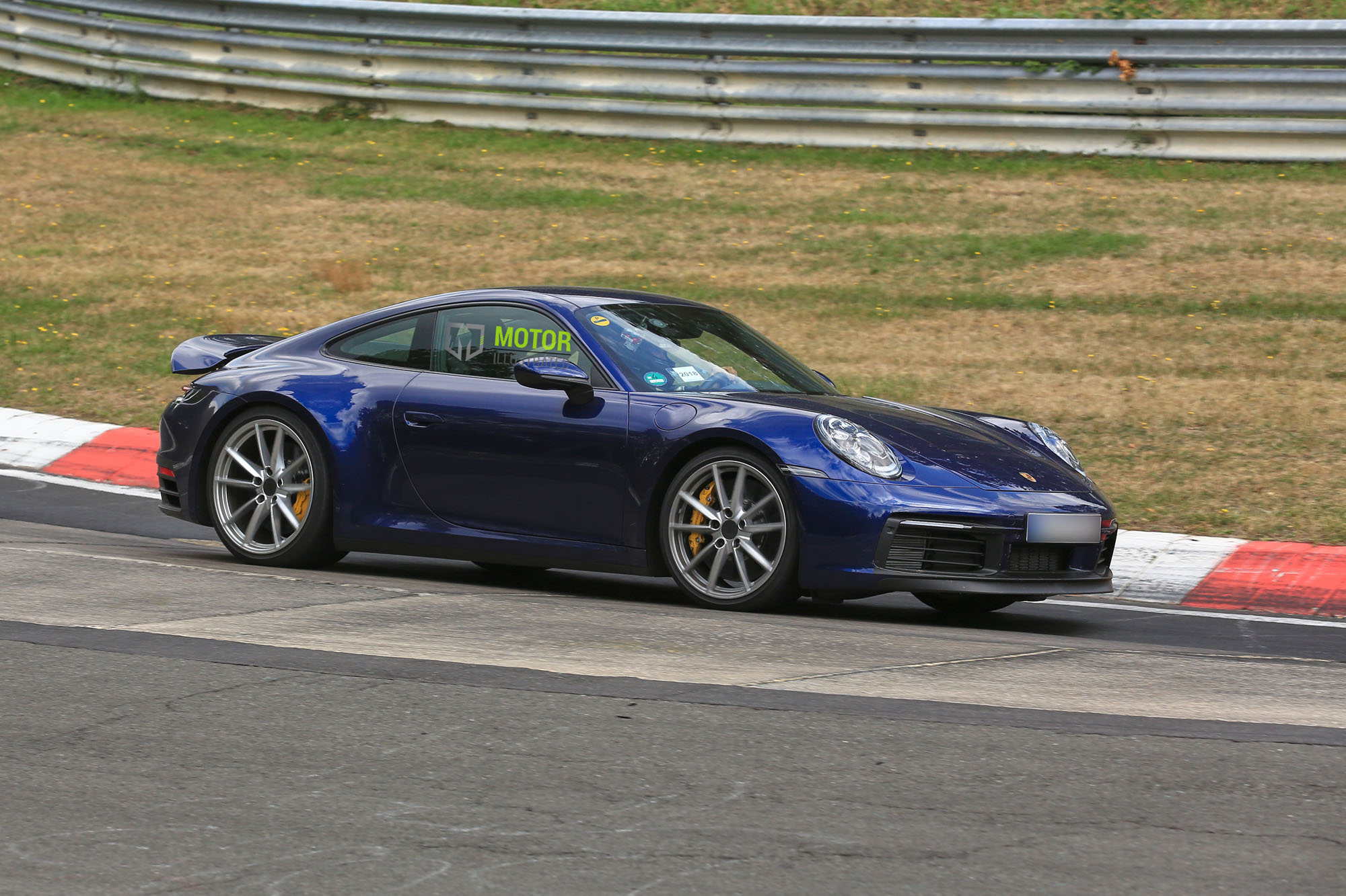 Here's the new 2019 Porsche 911 992 - Motor Illustrated