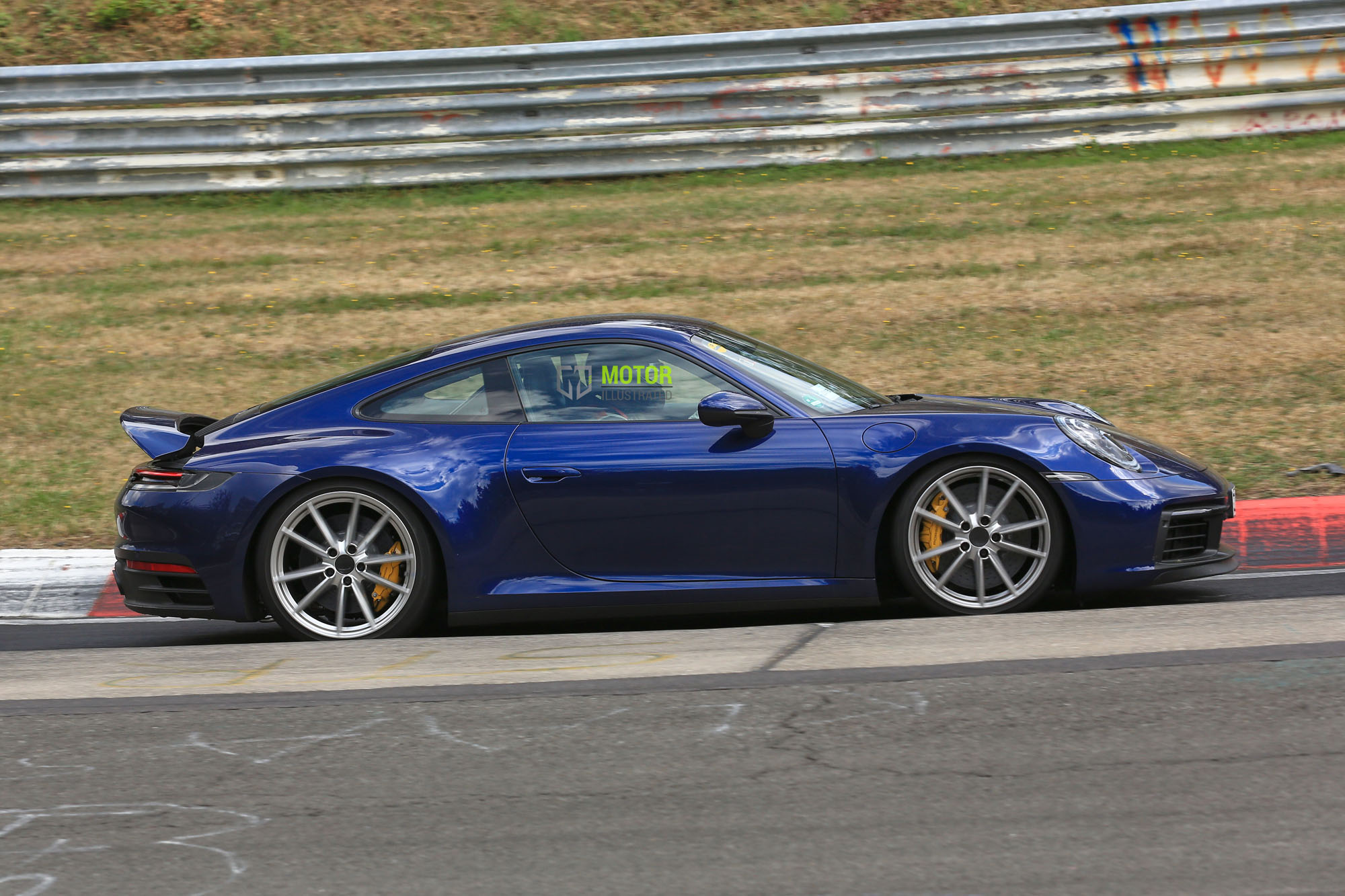 Here S The New 2019 Porsche 911 992 Motor Illustrated