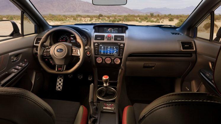 2019 Subaru WRX STI 2019