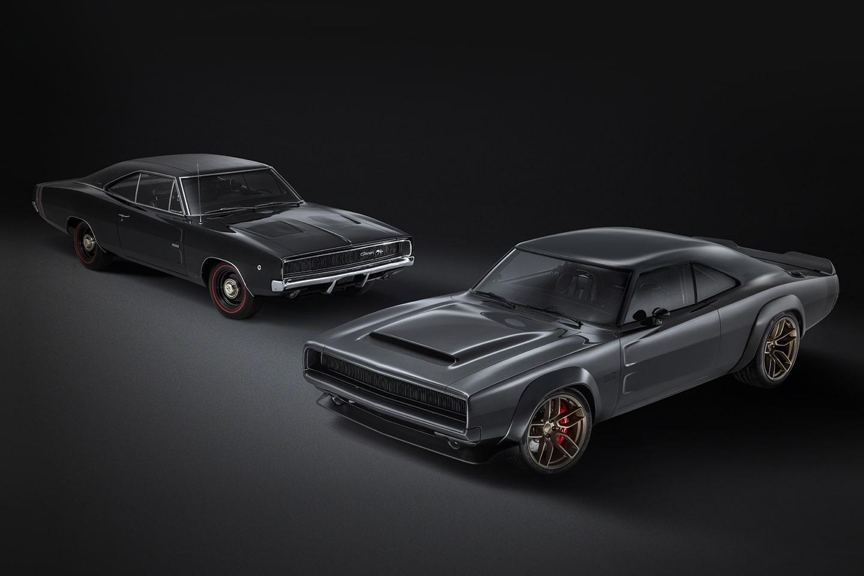 "1968 Dodge ""Super Charger"" Concept"