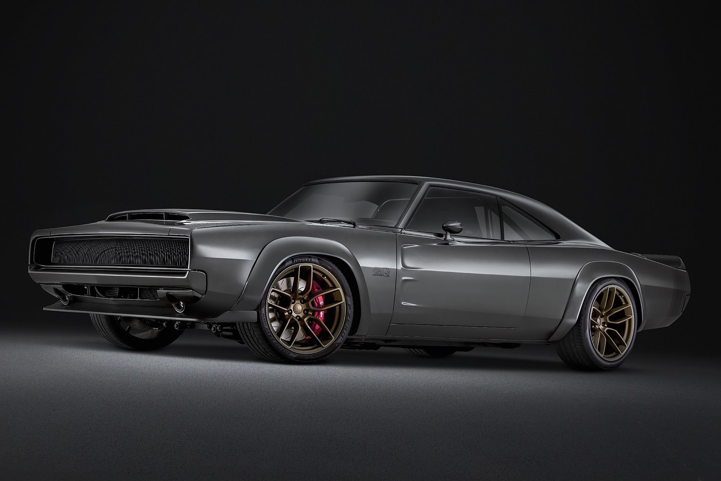 Charger Srt Hellcat >> Mopar and Dodge light up SEMA with Hellephant 426 HEMI ...