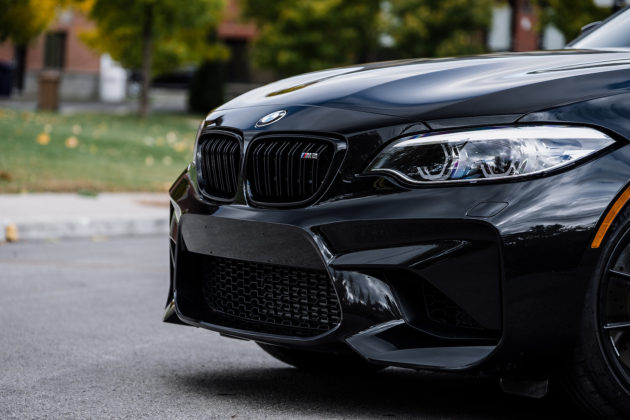 2018 BMW M2 Coupé Black Shadow Edition
