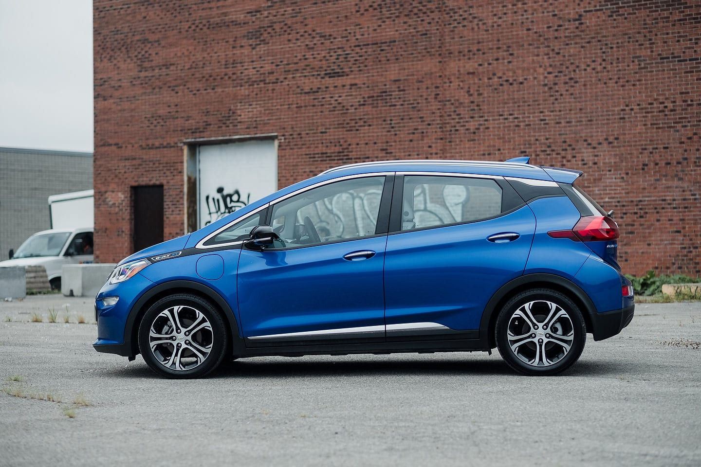 2018 Chevrolet Bolt | Photo: Olivier Delorme