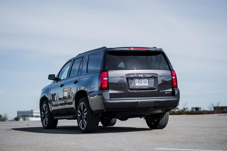 2018 Chevrolet Tahoe Premier RST