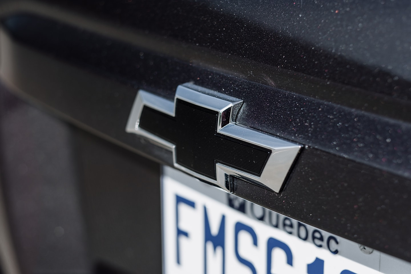 2018 Chevrolet Tahoe Premier RST badge