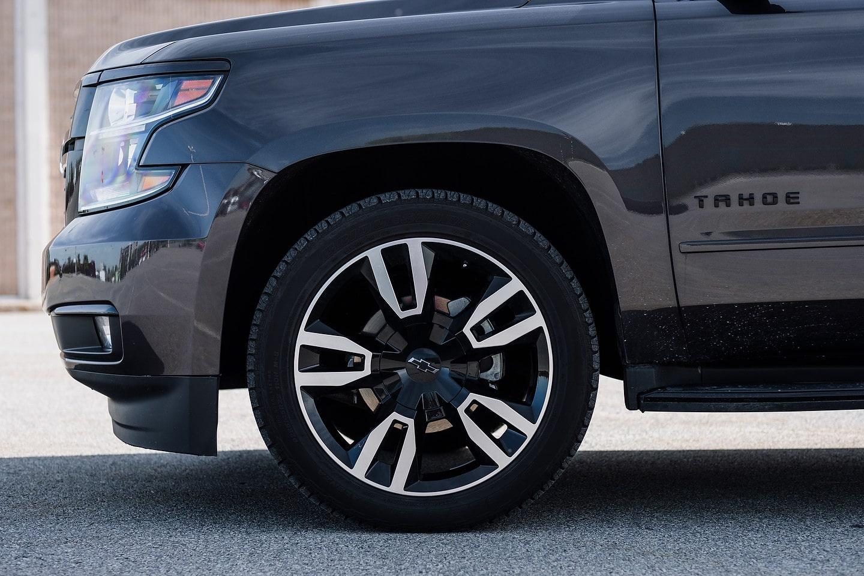 2018 Chevrolet Tahoe Premier RST wheel