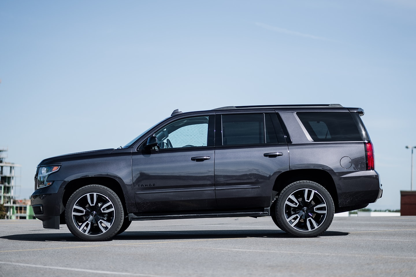 2018 Chevrolet Tahoe Premier Rst Review Standing The Test Of Time Motor Illustrated