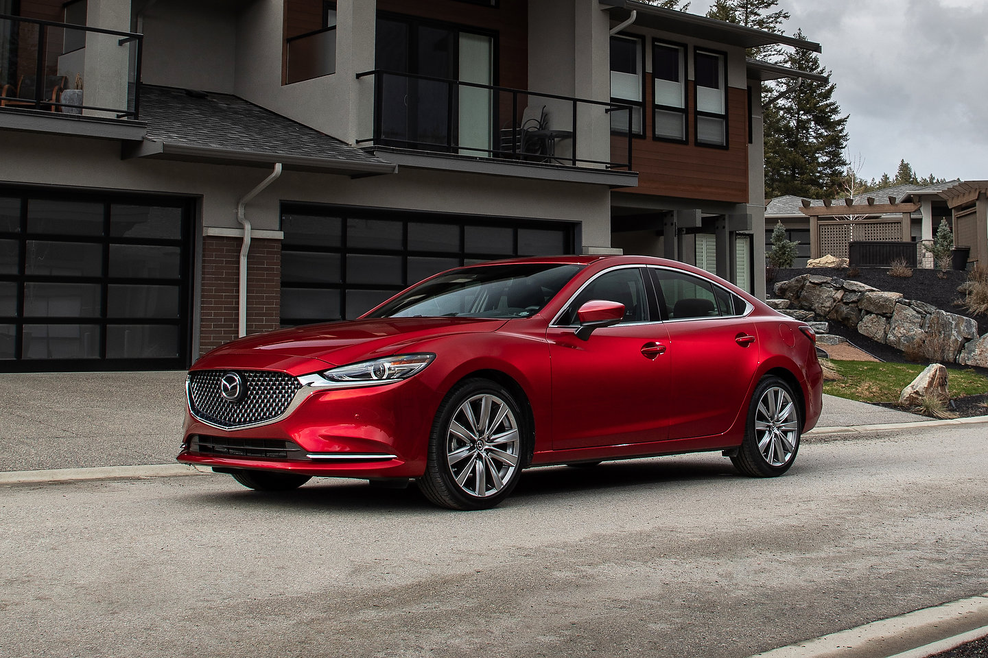 2020 Mazda6 At A Glance Motor Illustrated