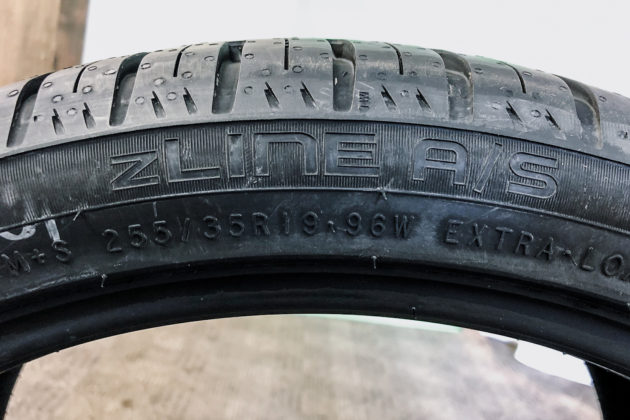 Nokian Tyres zLINE A/S | Photo: Matt St-Pierre