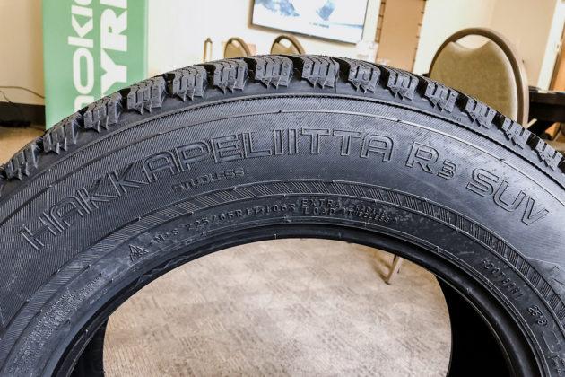 Nokian Tyres Hakkapeliitta R3 SUV | Photo: Matt St-Pierre