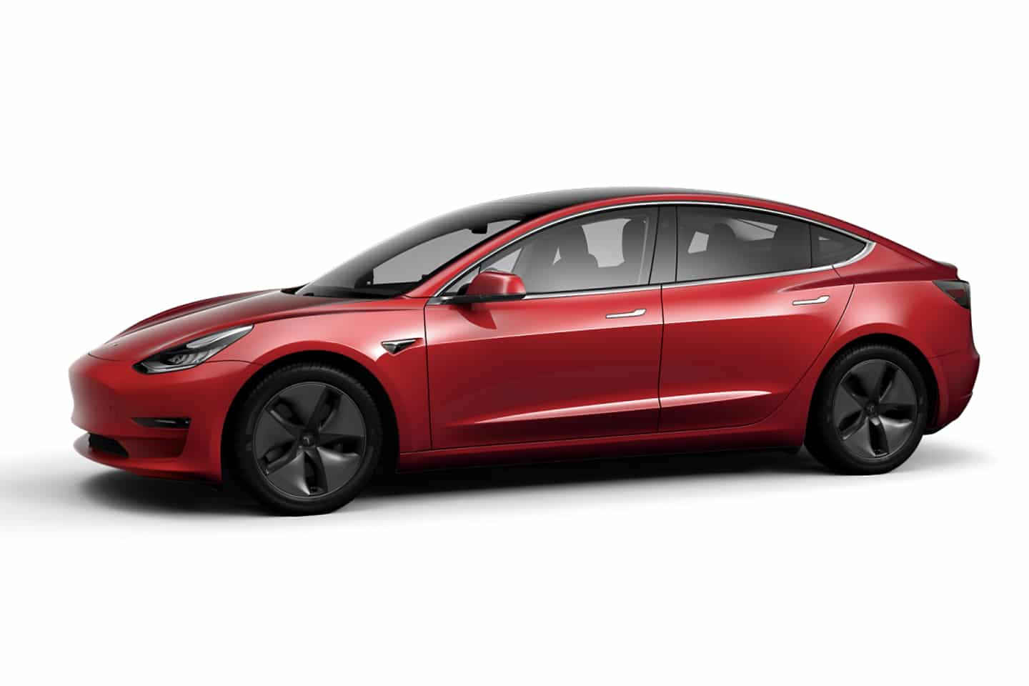 lower cost mid range tesla model 3 now available motor illustrated. Black Bedroom Furniture Sets. Home Design Ideas