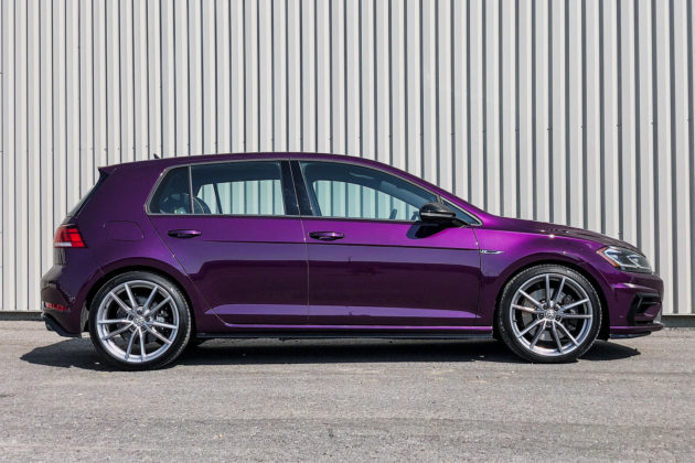 2018 Volkswagen Golf R